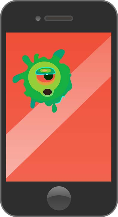 was tun gegen virus auf handy